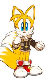 Tails (Sonic Underground Game Version)
