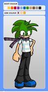 Tammuz the Hedgehog