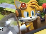 "Miles ""Tails"" Prower (Blue Blur)"