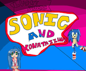 Sonic and Konata E