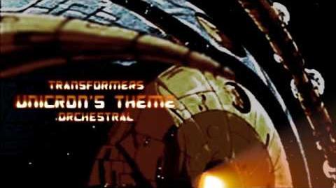 Unicron's Theme Orchestral