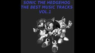 Sonic the Hedgehog The Best Music Tracks Vol 1