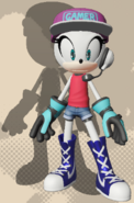 Sprite the Hedgehog