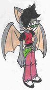 XoPs Tina the Bat