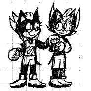 Agnes and xiro