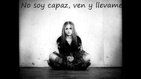 Avril lavigne take me away subtitulada en español