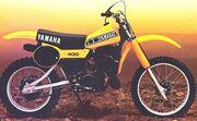 1979 Yamaha YZ400F