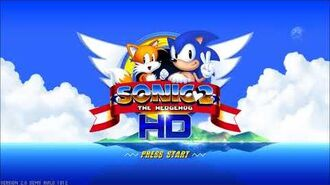 Emerald Hill Zone Act 2 - Sonic 2 HD Demo 2.0 Music