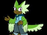 Razor the Raptor/Archie