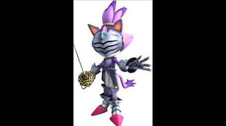 Sonic and the Black Knight 2 - Blaze The Cat Sir Percival Unused Voice Clips