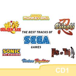 2019 - The Best Tracks of SEGA Games CD1