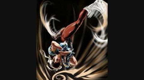 Street Fighter IV - Chun Li's theme song