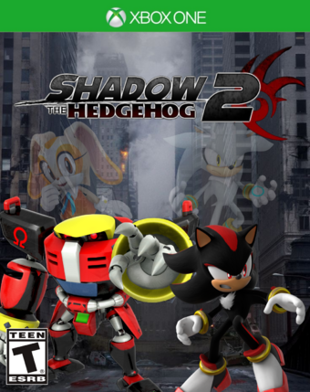 Shadow The Hedgehog 2 Sonic Fanon Wiki Fandom