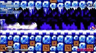 Sonic Dimensions - Hyper Sonic Gameplay