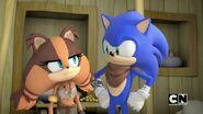 Sonic and Sticks 2