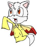 Super Kimiko Awsome Pose