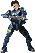 Nathan Elliot (GUN uniform)
