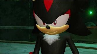 Sonic Synergy Boom - Unused Voice Clips for Shadow The Hedgehog