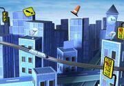 6783CRUSH3D City Background