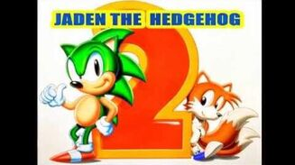 Jaden The Hedgehog 2 Teaser Trailer