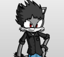 Judas the Vampire Fox