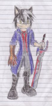 Raynard (Crimson)