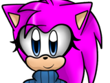 Violet The Hedgehog