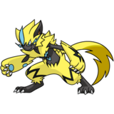 Zero the Zeraora