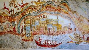 Fresco-Akrotiri