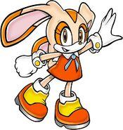 SA Cream the Rabbit by Neon Nazo