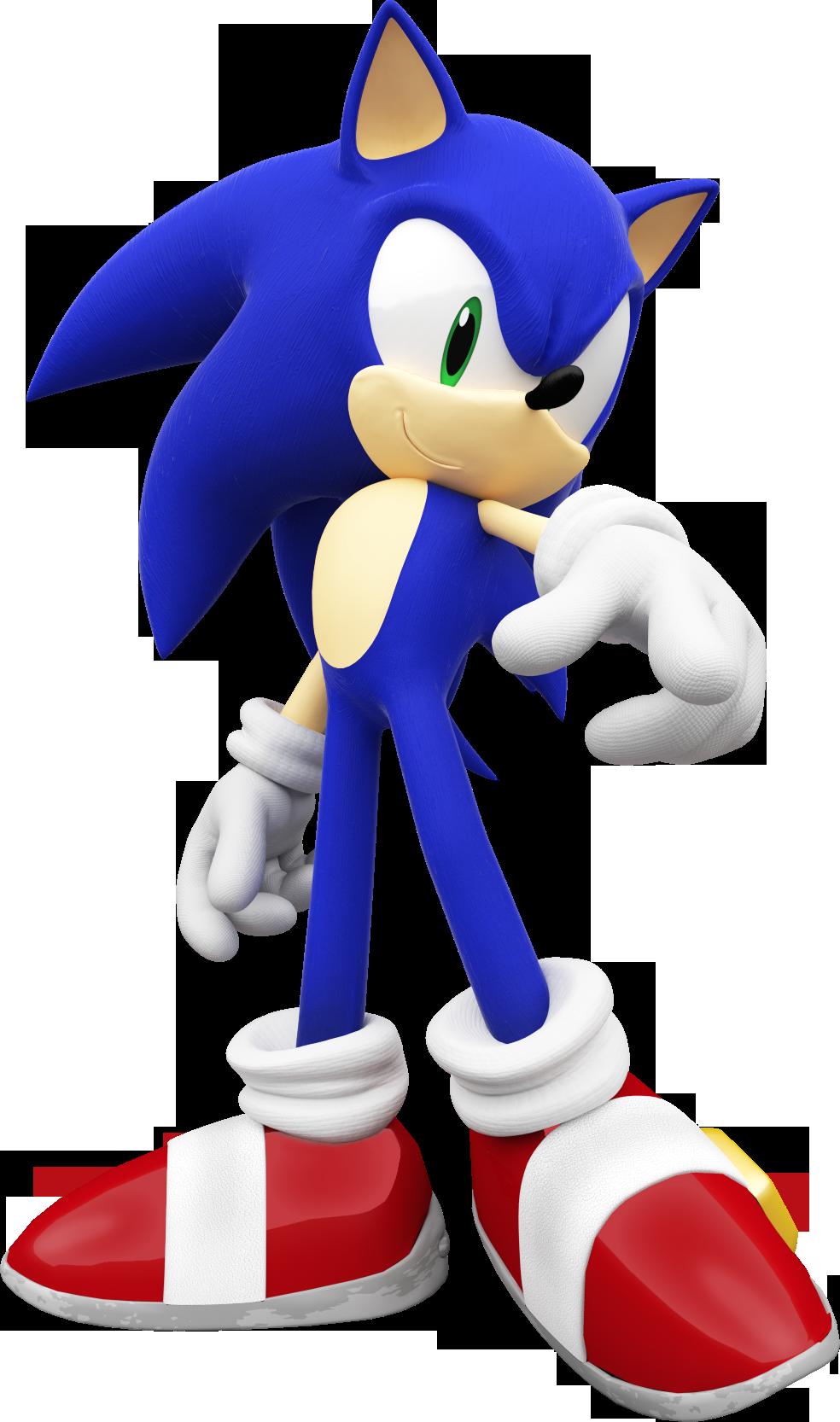 ソニック・ザ・ヘッジホッグ Sonikku za Hejjihoggu (Sonic)