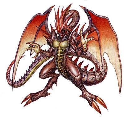 Syconal the Dragon