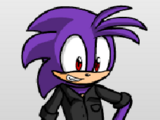 Blake Keane the Hedgehog