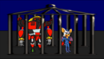 Rouge and Omega Kidnapped