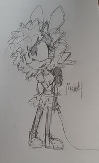 Melody Placeholder
