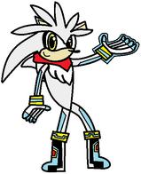 Silver the Hedgehog-1