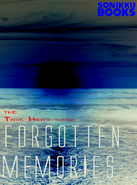 Forgotten Memories Cover by CoteProductionArt