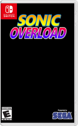 Sonic Overload (Nintendo Switch)