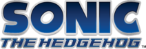 Sonic The Hedgehog logo (2006)
