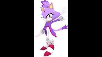 Sonic The Hedgehog (2020) - Blaze The Cat Voice Sound