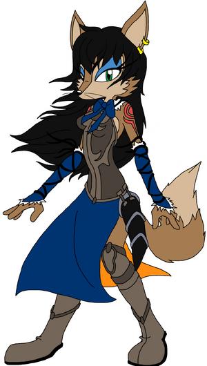 Shanoa the Fox