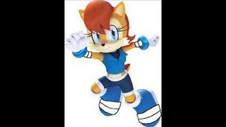 Sonic Boom Video Game - Princess Sally Acorn Unused Voice Clips