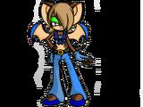 Kiera the bat
