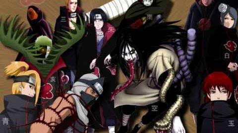 Naruto ost Akatsuki theme