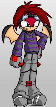 Hedgebat Character