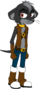 Crepusculo the Meerkat