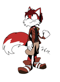 Fox the Brave