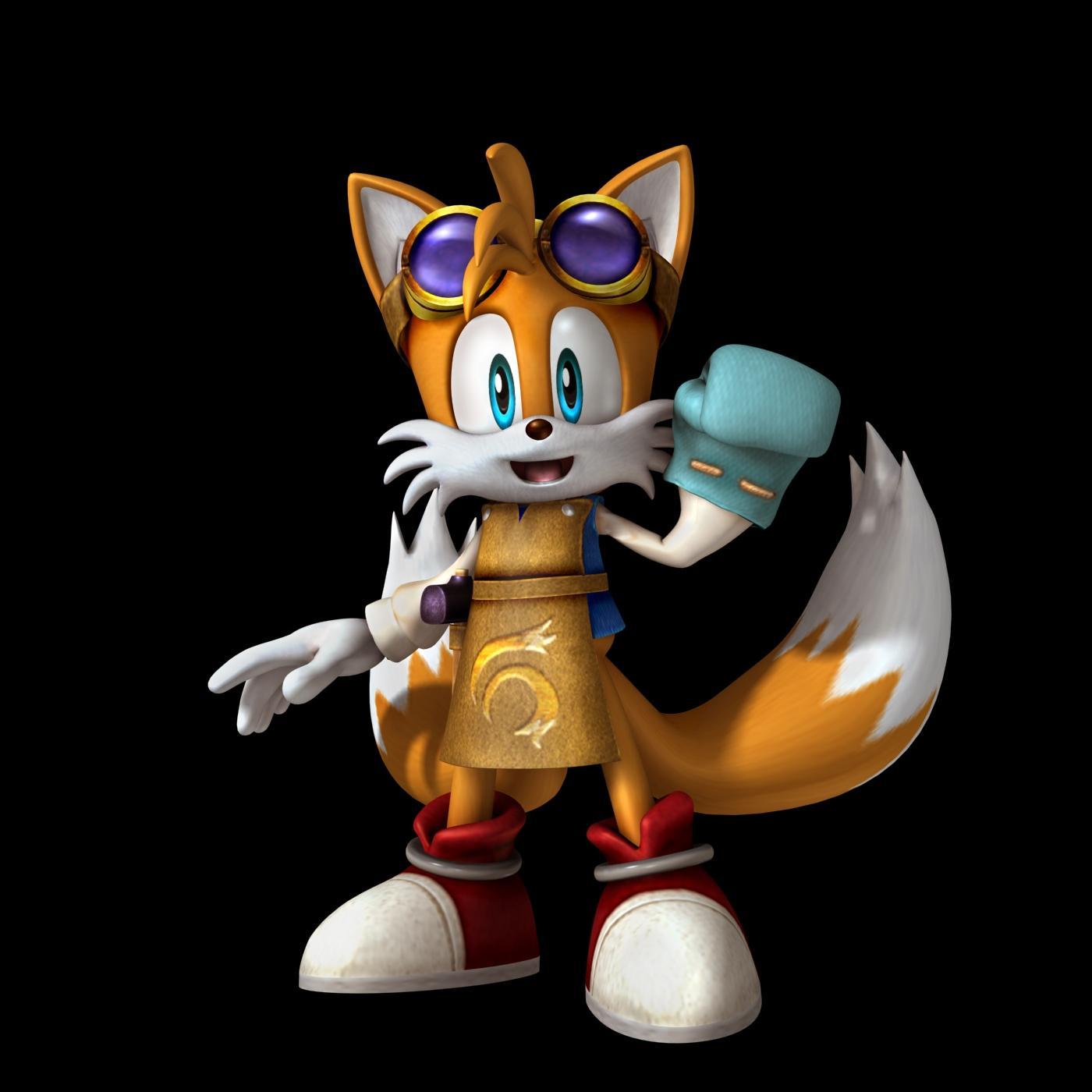 Bild - Tails (Sonic und der schwarze Ritter).jpg | Sonic Fan Werke ...