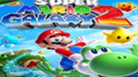Super Mario Galaxy 2 E3 2009 Trailer
