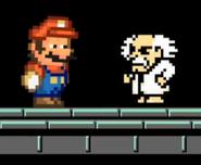 SFH Mario and Dr. Wily